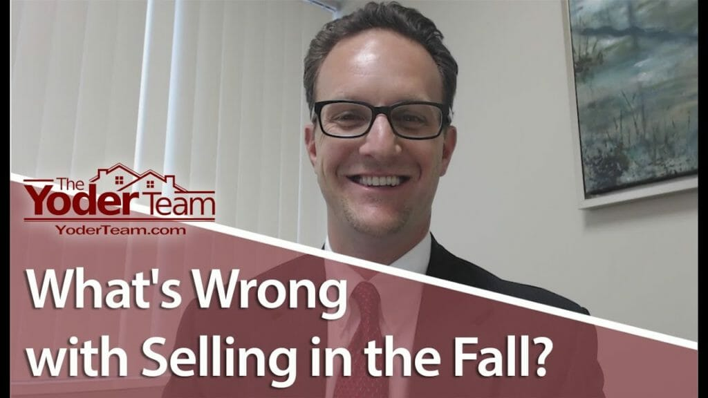 Why Is the Fall a Better Time to Sell Than You Might Think?