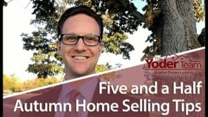 5.5 Toasty Autumn Home Selling Tips