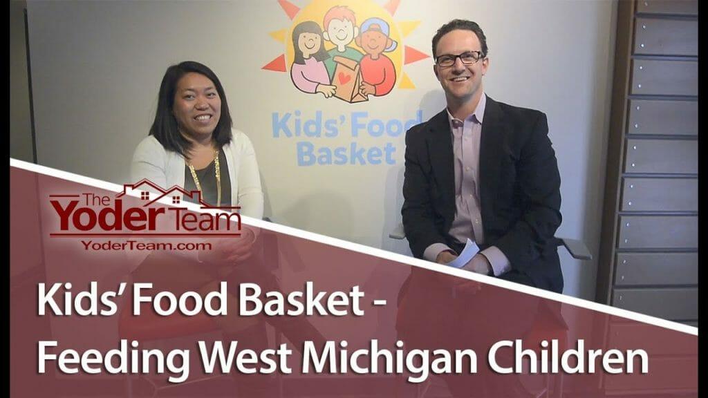 Help the Kids' Food Basket End Childhood Hunger in West Michigan