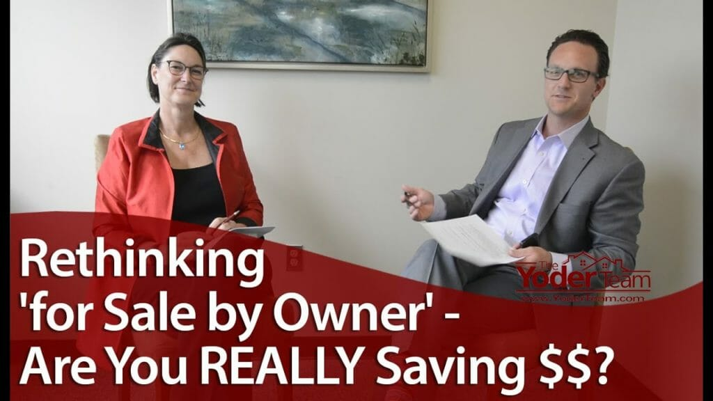 Words of Advice from a Former FSBO Seller