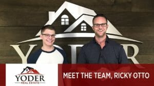 Meet the Yoder Real Estate Team: Ricky Otto