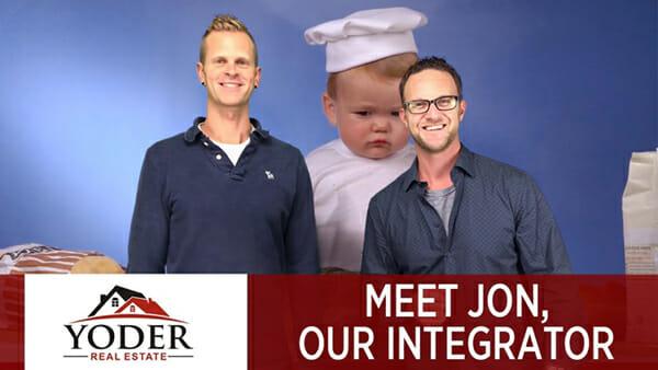meet jon, yoder real estate integrator screen grab