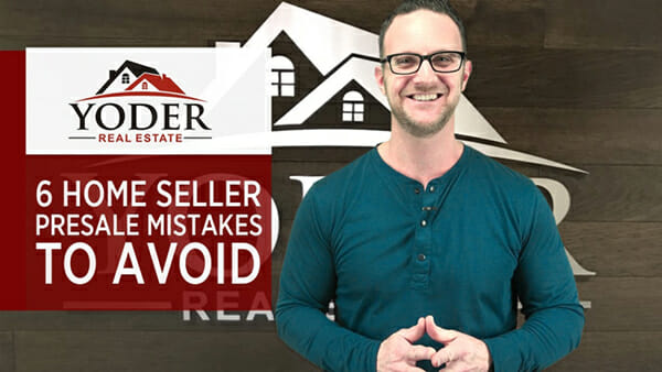 6 home seller presale mistakes to avoid video screengrab
