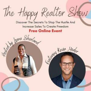 happy realtor show image