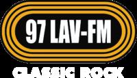 97 LAV-FM logo