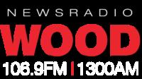 WOOD radio logo